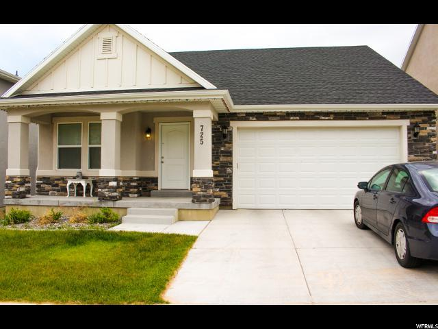 725 W 4050 N, Lehi, UT 84043 (#1533522) :: Eccles Group