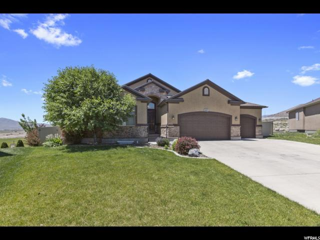 621 W Casaba Ct, Saratoga Springs, UT 84045 (#1533530) :: RE/MAX Equity