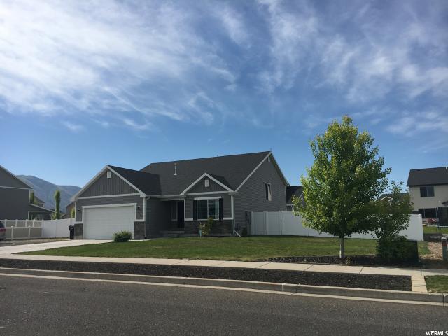 1060 W Nibley Park Ave, Nibley, UT 84321 (#1533551) :: Big Key Real Estate