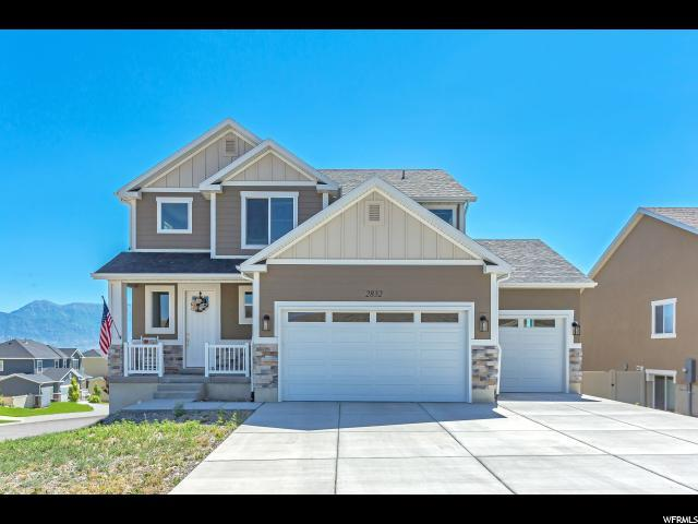 2832 S Kollman Ln, Saratoga Springs, UT 84045 (#1533559) :: RE/MAX Equity