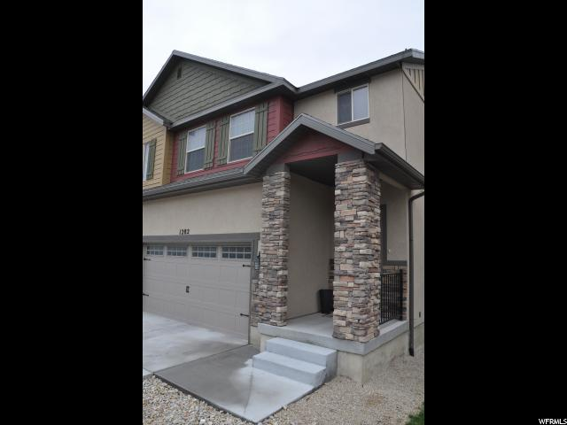 1282 N Willowbrook Ln W, Saratoga Springs, UT 84045 (#1533593) :: RE/MAX Equity