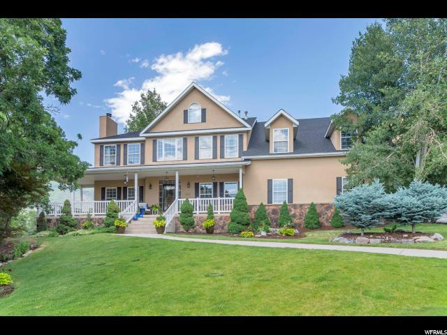 1311 E Willow Springs Cir, Alpine, UT 84004 (#1533627) :: RE/MAX Equity