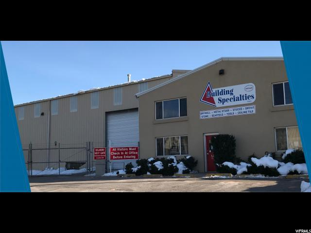 657 W Eighth Ave, Midvale, UT 84047 (#1533634) :: RE/MAX Equity