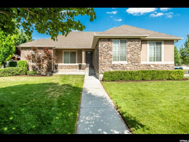 10262 N 6630 W, Highland, UT 84003 (#1533646) :: RE/MAX Equity