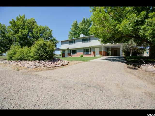 716 S 2300 W, Vernal, UT 84078 (#1533659) :: RE/MAX Equity