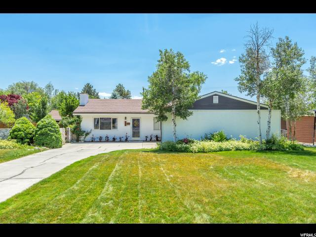 470 E Wendell Way S, South Salt Lake, UT 84115 (#1533691) :: Exit Realty Success