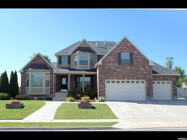 1858 W Heywood Dr, Kaysville, UT 84037 (#1533728) :: Bustos Real Estate | Keller Williams Utah Realtors