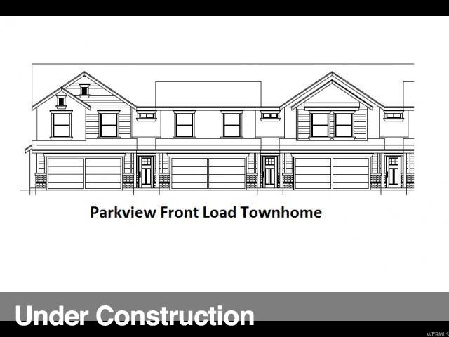348 W Parkview Lane S 519T S Pvfl, Spanish Fork, UT 84660 (#1533731) :: goBE Realty