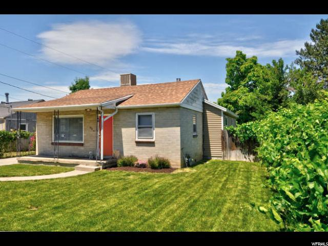 100 W Lester Ave S, Murray, UT 84107 (#1533760) :: RE/MAX Equity
