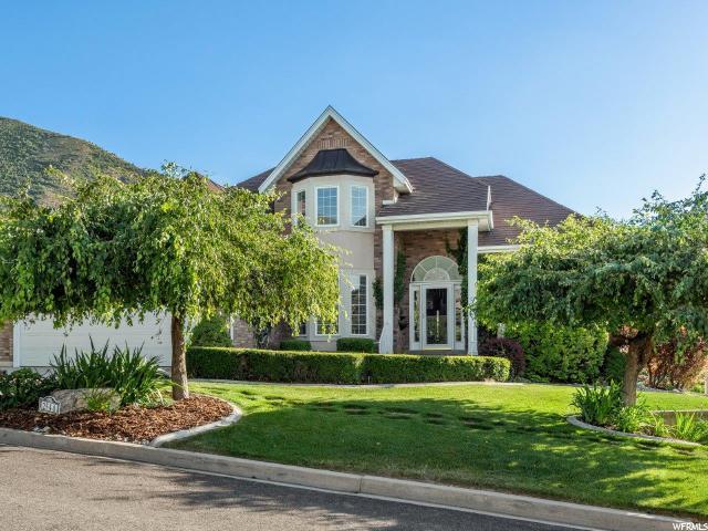 2540 Oak Ridge, Spanish Fork, UT 84660 (#1533783) :: RE/MAX Equity