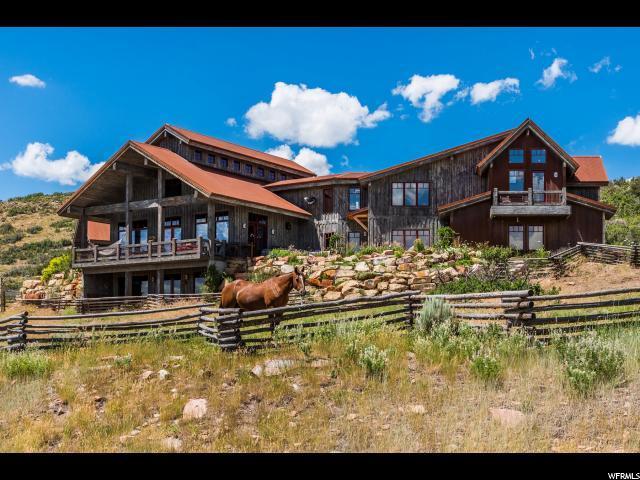 5956 N Triple Crown Trl #11, Oakley, UT 84055 (MLS #1533833) :: High Country Properties