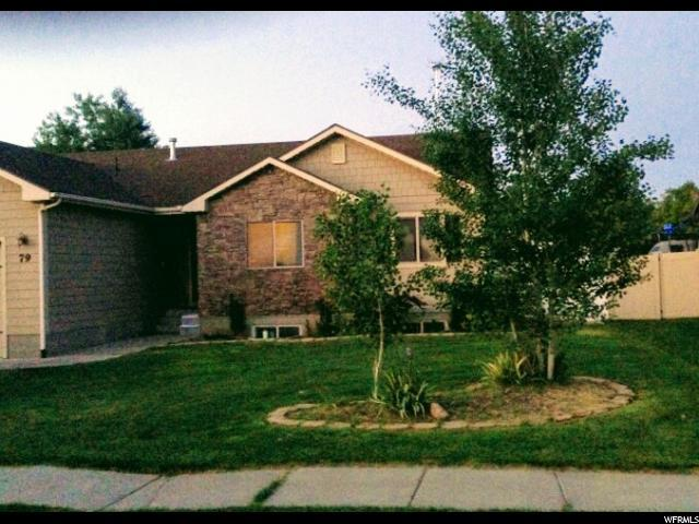 79 S 200 W, Morgan, UT 84050 (#1533860) :: RE/MAX Equity
