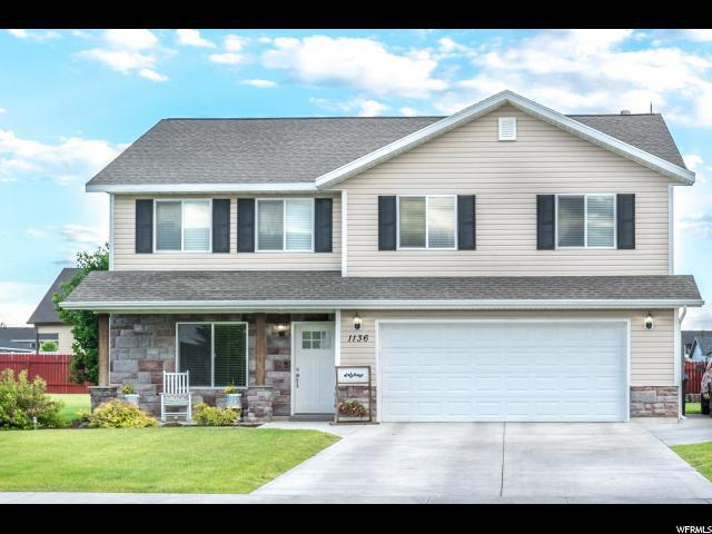 1136 W 2550 S, Nibley, UT 84321 (#1533868) :: Colemere Realty Associates