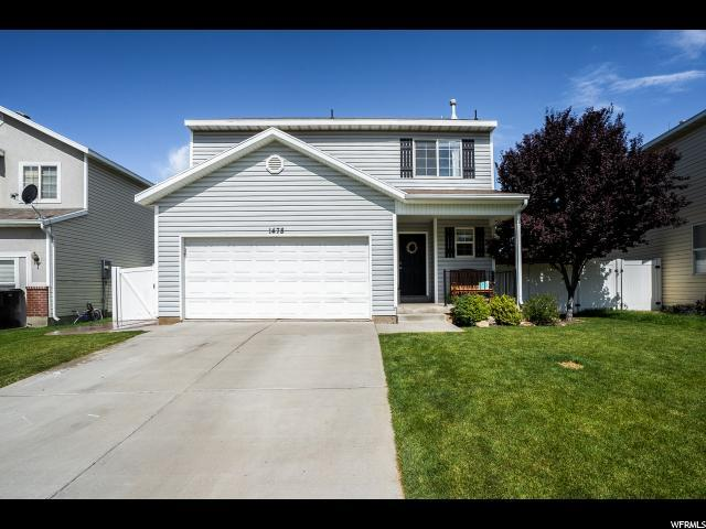 1478 S Wallace Dr, Springville, UT 84663 (#1533870) :: Exit Realty Success