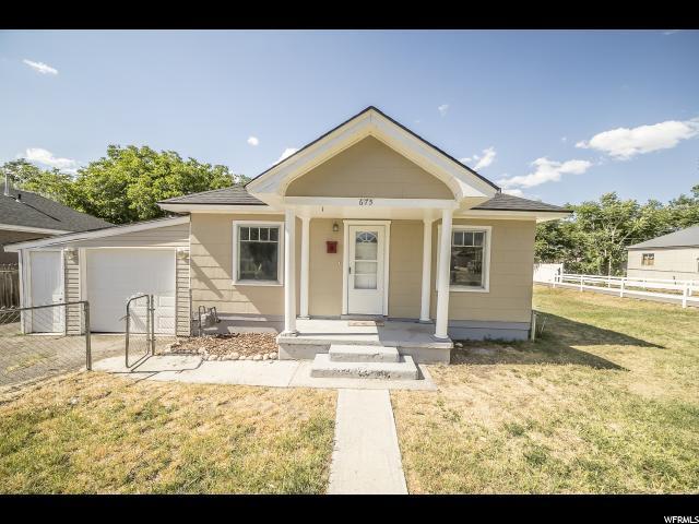 675 E 400 N, Spanish Fork, UT 84660 (#1533887) :: RE/MAX Equity
