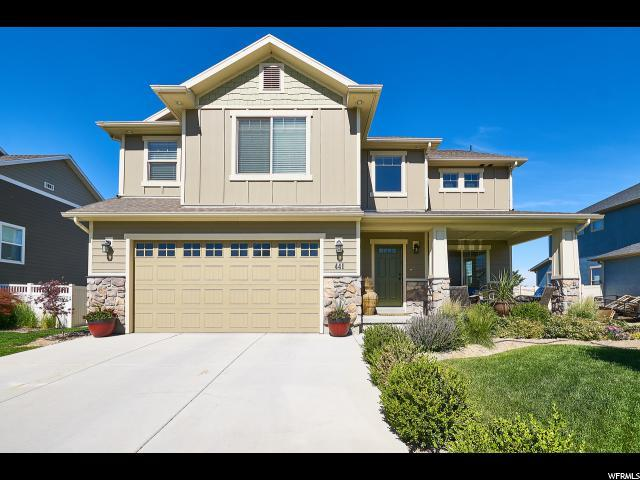 441 N 1790 W, Lindon, UT 84042 (#1533888) :: RE/MAX Equity
