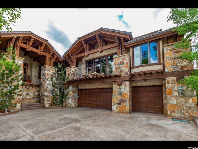 3313 W Deer Crest Estates Dr, Heber City, UT 84032 (MLS #1533903) :: High Country Properties
