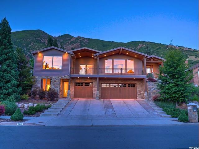 8275 S Supernal Way E, Cottonwood Heights, UT 84121 (#1533991) :: Red Sign Team