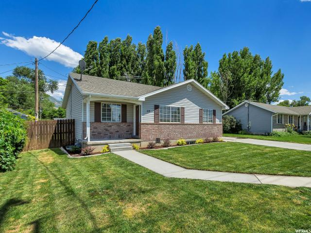 35 S 400 W, Springville, UT 84663 (#1534031) :: Action Team Realty