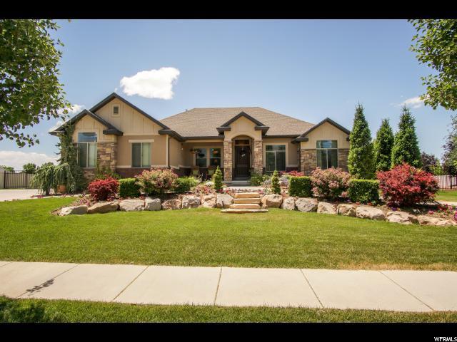 1446 S Appaloosa Ave W, Kaysville, UT 84037 (#1534085) :: goBE Realty