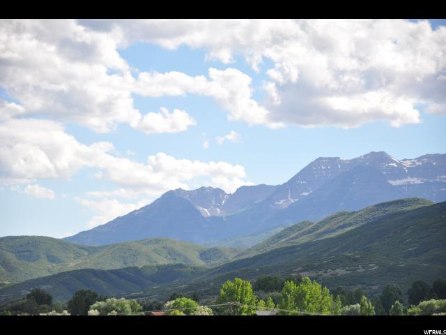 309 E Deer Ridge Way, Midway, UT 84049 (MLS #1534149) :: High Country Properties
