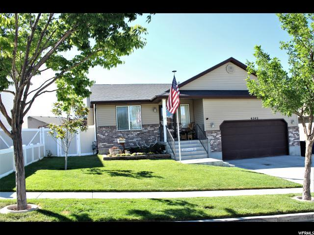 6342 W Oquirrh Point Dr, West Jordan, UT 84081 (#1534180) :: RE/MAX Equity