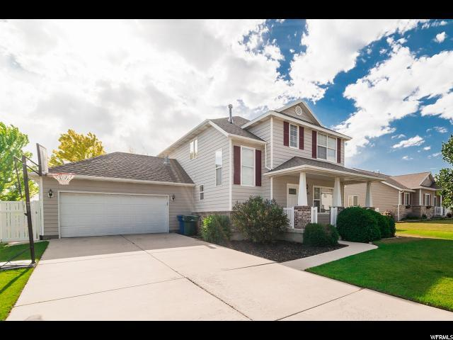 10247 Carriage Ln, Cedar Hills, UT 84062 (#1534190) :: RE/MAX Equity