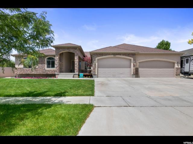 1813 E 1460 S, Spanish Fork, UT 84660 (MLS #1534204) :: Lawson Real Estate Team - Engel & Völkers