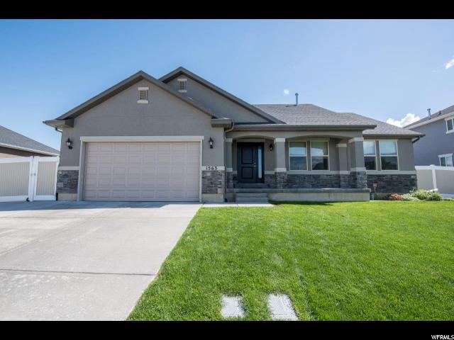 1563 W Brooke St, Lehi, UT 84043 (#1534206) :: The Fields Team