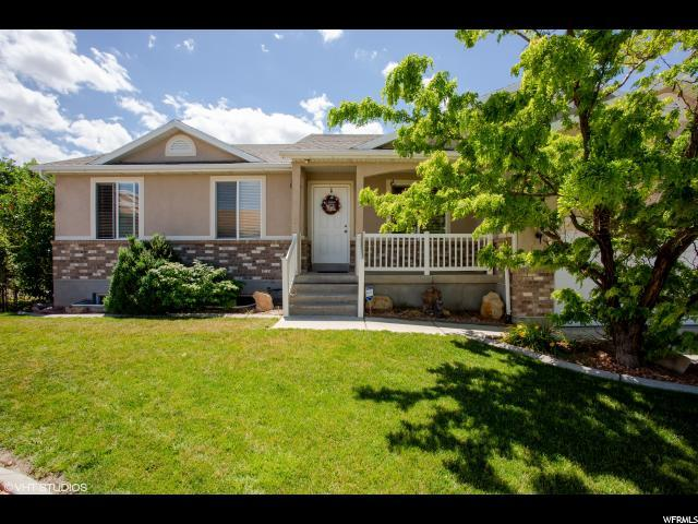 6693 W Hunter Peak Cir, West Valley City, UT 84128 (#1534210) :: Colemere Realty Associates
