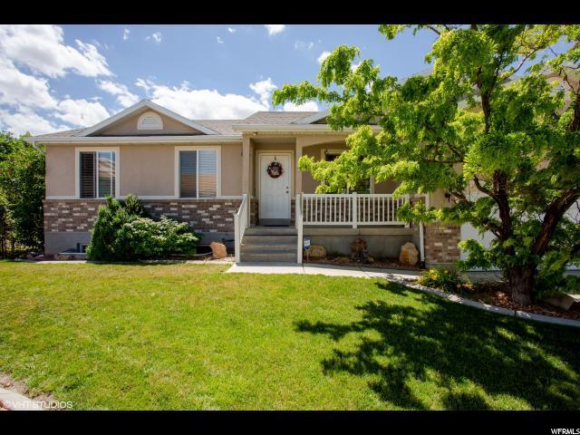 6693 W Hunter Peak Cir, West Valley City, UT 84128 (#1534210) :: Big Key Real Estate