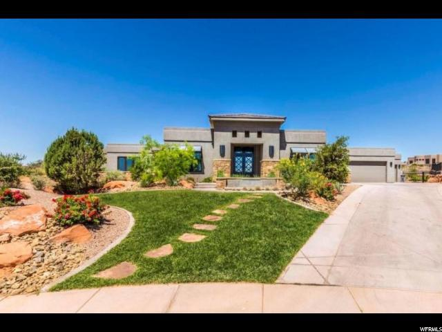 2209 W Reserve, St. George, UT 84770 (#1534227) :: Red Sign Team