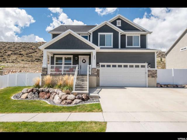 157 W Parkside Dr, Saratoga Springs, UT 84045 (#1534240) :: Action Team Realty