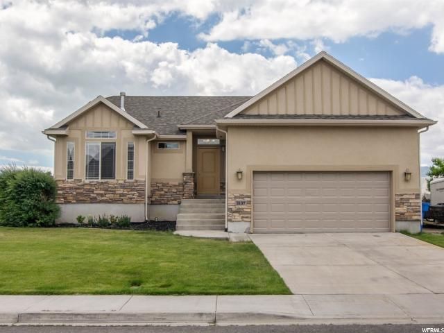3107 W Willow Reed Dr, Lehi, UT 84043 (#1534253) :: Bustos Real Estate | Keller Williams Utah Realtors