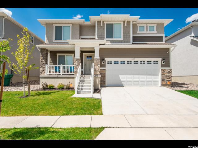 664 W 4050 N, Lehi, UT 84043 (#1534276) :: Eccles Group