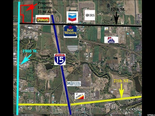 1800 W 1200 S, Marriott Slaterville, UT 84404 (#1534321) :: RE/MAX Equity
