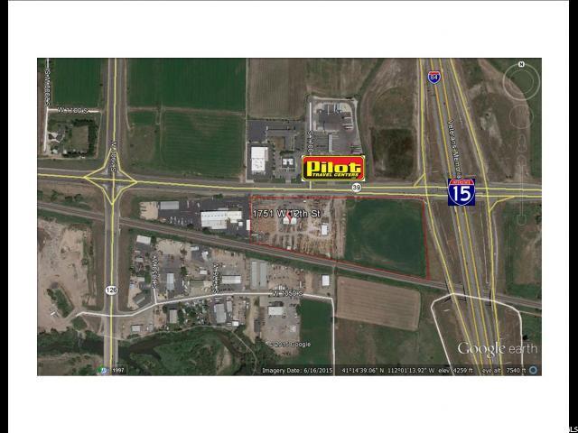 1721 W 12TH, Marriott Slaterville, UT 84404 (#1534324) :: RE/MAX Equity