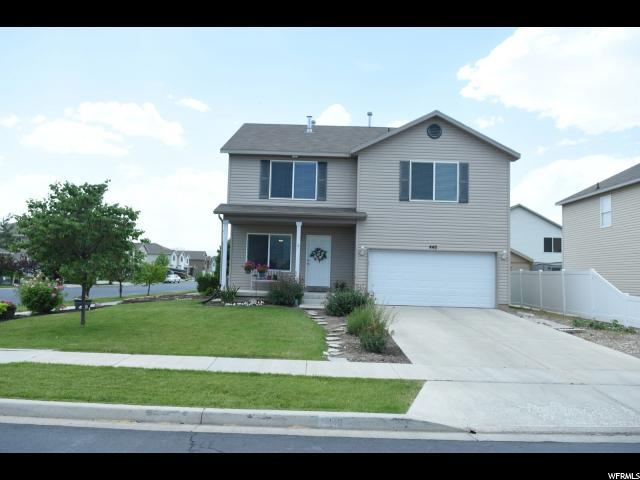 448 S 1230 W, Spanish Fork, UT 84660 (#1534396) :: The Fields Team
