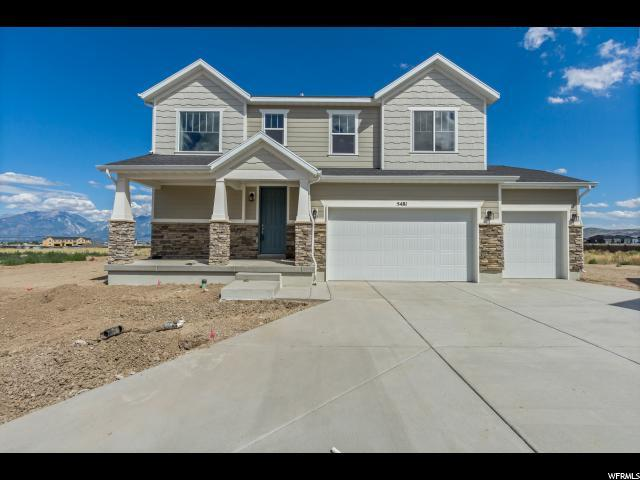 5481 W Turret Arch Ln S #520, Herriman, UT 84096 (#1534409) :: Colemere Realty Associates