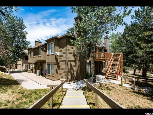 2100 Canyons Resort Dr 17 B-1, Park City, UT 84098 (MLS #1534430) :: High Country Properties