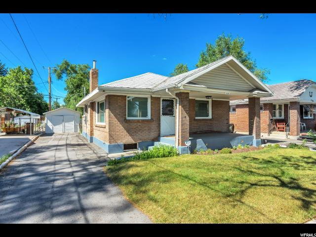920 W 400 N, Salt Lake City, UT 84116 (#1534440) :: Big Key Real Estate