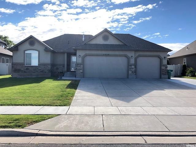 5630 S 3150 W, Roy, UT 84067 (#1534452) :: RE/MAX Equity