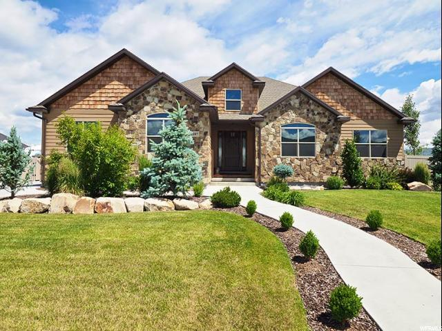 1107 E 2810 S, Heber City, UT 84032 (#1534508) :: Exit Realty Success