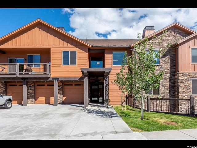 1261 W Black Rock Trail 39F, Heber City, UT 84032 (MLS #1534524) :: High Country Properties