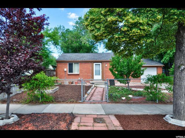 1099 S Glendale Dr W, Salt Lake City, UT 84104 (#1534579) :: Big Key Real Estate