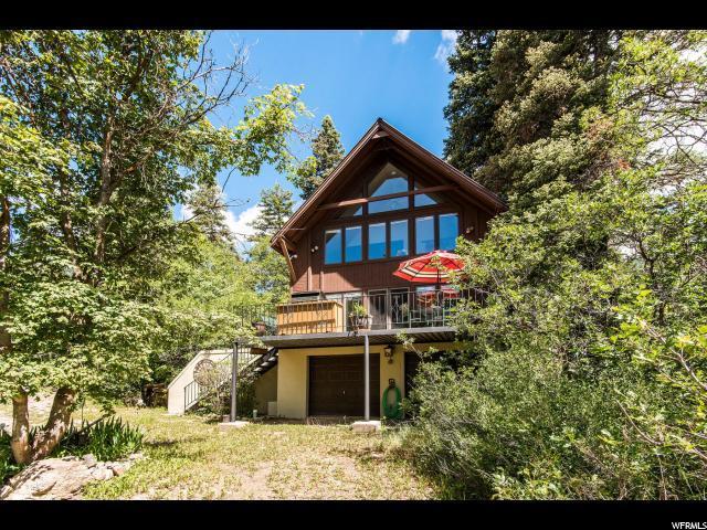 2480 Snake Creek Rd, Midway, UT 84049 (#1534583) :: Big Key Real Estate