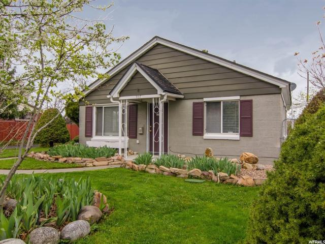 937 E Garden Dr, Holladay, UT 84124 (#1534622) :: The Utah Homes Team with iPro Realty Network
