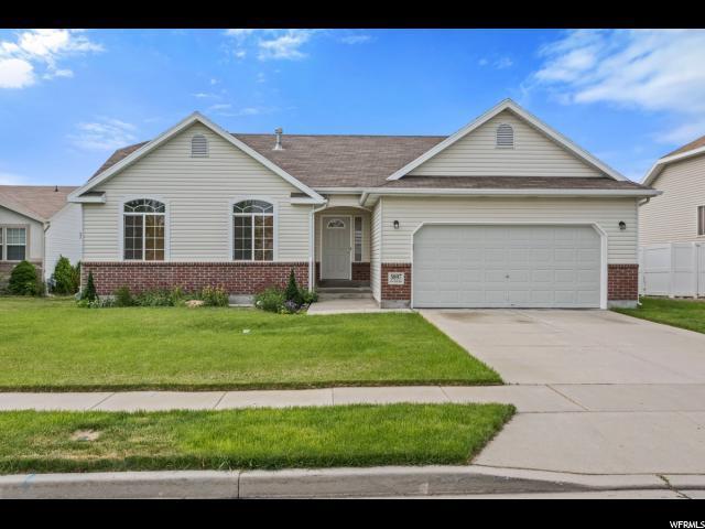 5897 W River Rock Pl, West Valley City, UT 84118 (#1534657) :: Big Key Real Estate