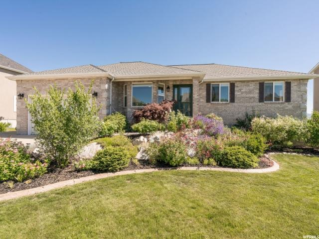 3793 Cherry Hills Cir, Syracuse, UT 84075 (#1534728) :: The Fields Team