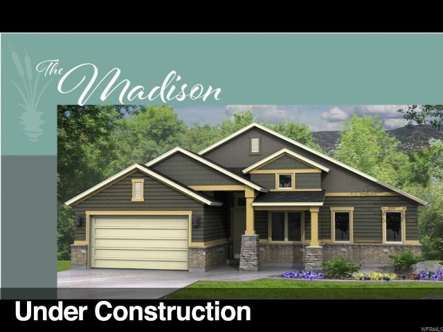 541 E Green Springs Way #001, South Weber, UT 84405 (#1534729) :: Big Key Real Estate